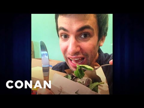 Nathan Fielder's Inadvertently Sexy Instagrams video
