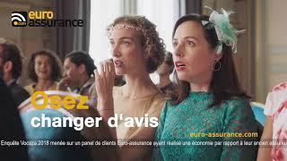 Euro-Assurance : Spot TV Mariage