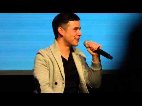 David Archuleta - Glorious (Songwriter Stephanie Mabey) - Rootstech