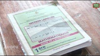 Education: pas de manuels scolaires pour la seconde post fondamentale