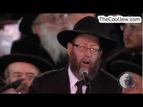 Rabbi Yissocher Frand - 12th Siyum Hashas video