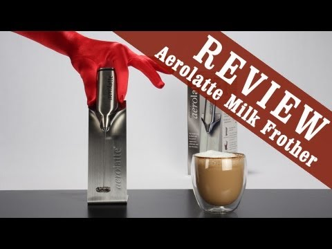 Aerolatte Milk Frother - Exclusive Review