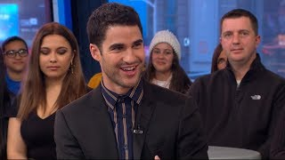 Darren Criss opens up about playing a serial killer in the