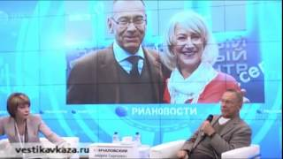 Andrei Konchalovsky about Russia, Part 1