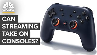 Can Google Stadia Compete With Video Game Consoles?