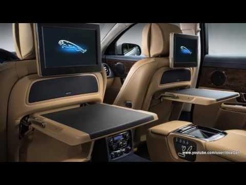 Luxury Interiors 2014 New Jaguar XJ