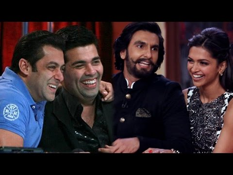 Salman Khan pokes fun at Karan Johar, Ranveer Singh to celebrate Deepika Padukone's dad's birthday