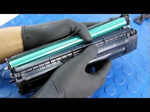Vídeo Recarga Toner Samsung D101   ML 2165   SCX 3405   MLT D101S - Vídeo Aula Valejet.com