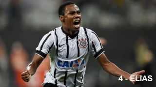 Os 10 gols mais bonitos do Corinthians na Arena
