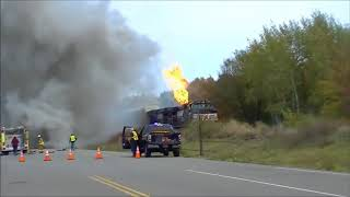 Smoky Diesel Death. Fire Train to Hell 2017 - 2018