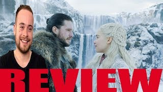 "Game Of Thrones - Season 8 Episode 1 Review - ""Winterfell"""