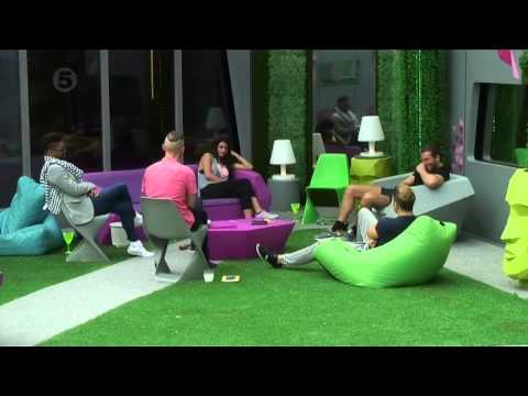 Big Brother UK 2014 - Highlights Show July 7