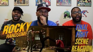 Rocky Handsome Final Fight Scene Reaction