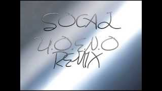 SoCal - U.O.E.N.O. - Rocko Feat. Future, Asap Rocky, Wiz Khalifa, Usher Remix