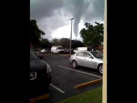 South Florida Tornado