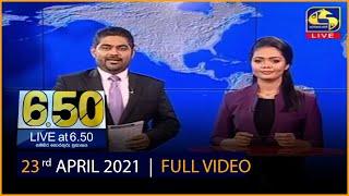 Live at 6.50  - 2021-04-23