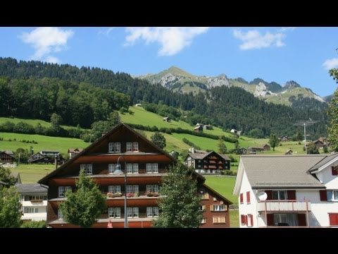A Drive Through Eastern Switzerland