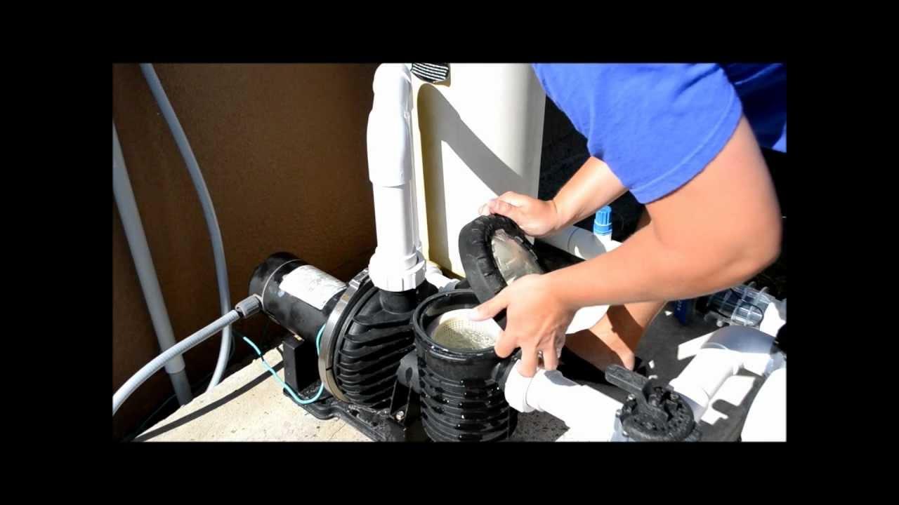 Pool Pump Repair Part 1 Of Youtube