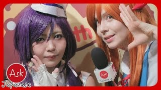 GAIJIN anime chara!? Who is the foreign character for Japanese cosplayers?