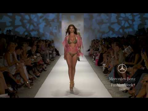 DHL presents Beach Bunny Swimwear at Mercedes-Benz Fashion Week SWIM 2011 Music Videos