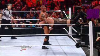 Raw: Randy Orton vs. Big Show