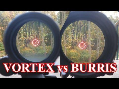 Red Dot Magnifier Showdown: Vortex VMX-3T vs Burris AR-Tripler 3X Gen 2 Review