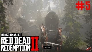 Red Dead 2 Part 5 - It's The Oregon Trail Now
