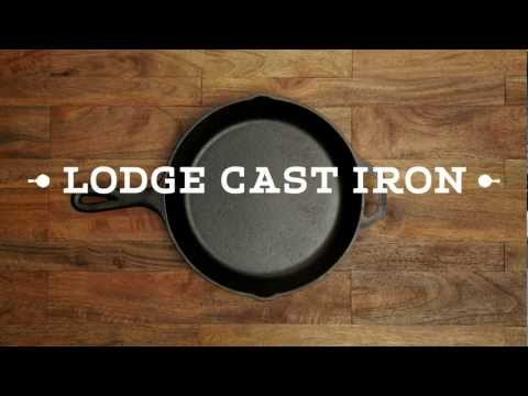 Lodge is Forever - How to Restore Cast Iron