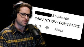 """WHERE'S ANTHONY?"" - SmoshCast #2 Highlight"