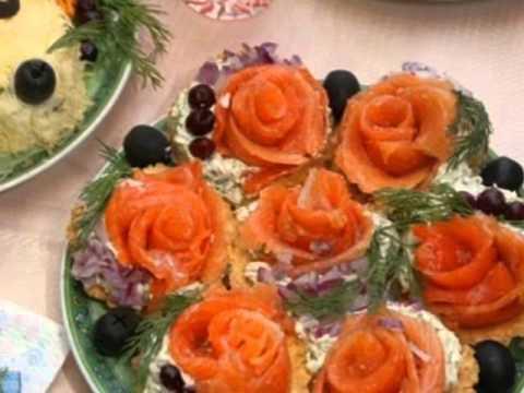 Конкурс новогодние  блюда