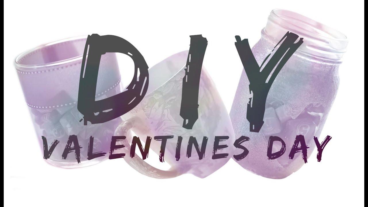DIY Valentines Day Gift Ideas | Pinterest Inspired ♡ - YouTube