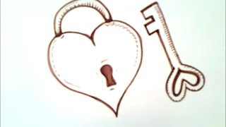 how to draw a heart | how to draw a heart step by step