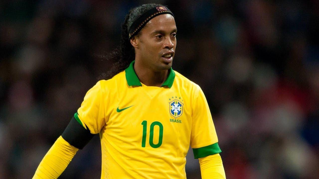 Ronaldinho Free Kick Wallpaper Ronaldinho The Movie ● Goals