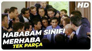 Hababam Sınıfı Merhaba - Türk Komedi Filmi Tek Parça (HD)