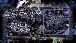 INDECENT EXCISION - DEIFICATION OF THE GROTESQUE (REISSUE) [OFFICIAL STREAM] (2020) SW EXCLUSIVE