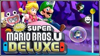 Sin piedad!!! | 20 | New Super Mario Bros. U Deluxe (New Super Luigi U)