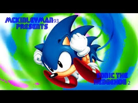 Mckinleyman93's Let's play of Sonic The Hedgehog 2: Casino Night Zone