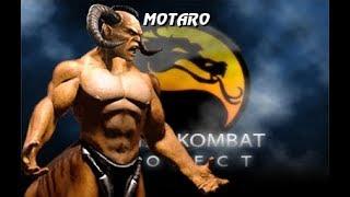 MKP 4.1 Season 2 FINAL (MUGEN) - Motaro Playthrough