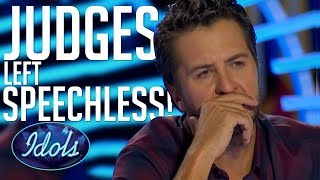 Download Lagu AUDITION LEAVES JUDGES SPEECHLESS! Emotional Original Song On American Idol 2018 Gratis STAFABAND