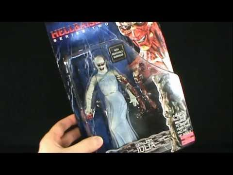 Toy Spot - Neca Hellraiser Series 2 Skinless Julia