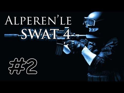 Alperen'le SWAT 4 Oynuyoruz; ep.2 - Sübyancı Manyak ve Annesi