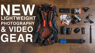 Lightweight Photography & Video Gear for Hiking