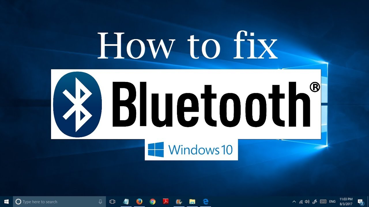 Bluetooth windows 10