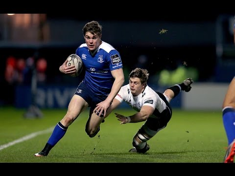 Leinster v  Zebre  Highlights – GUINNESS PRO12 2015/16