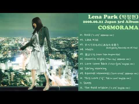 Download  Lena Park 박정현 - This Love 'Fall In Love', '달' English Ver. @ J-pop 3rd album Cosmorama Gratis, download lagu terbaru