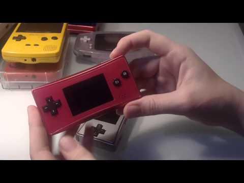 Mi Coleccion Consolas Portatiles Nintendo