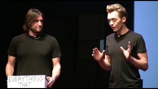 A rich life with less stuff | The Minimalists | TEDxWhitefish