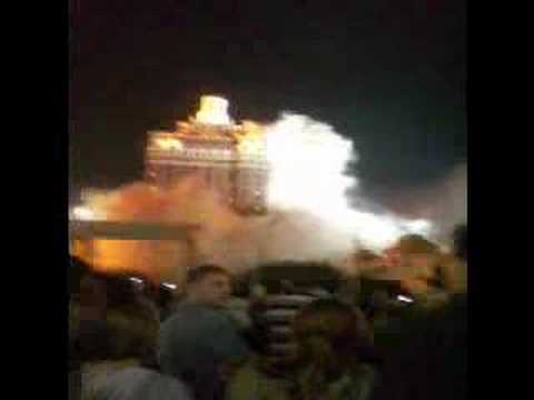 Implosion for Sands casino Atlantic City
