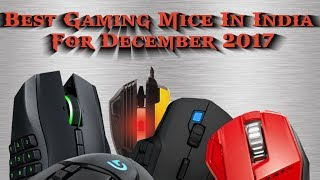 Best Gaming Mice in India For December 2017