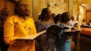 Chorale senegalaise Popenguine de France